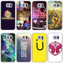 354GH Tomorrowland Music Festival Hard Cover Case for Samsung Galaxy S3 S3 Mini S4 S4 Mini S5 Mini S6 S6  edge S7 S7 Edge