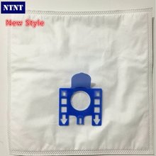 NTNT 10 For Miele FJM dust bag For MIELE FJM GN Type Vacuum Cleaner Hoover DUST BAGS & FILTERS CAT DOG Size 270*270MM(China)