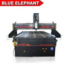 High precision manual tool changer cheap wood CNC Router wood cnc router with dust collector/wood door cnc milling machine(China)