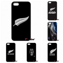 Original New Zealand All Blacks Rugby Team Case For Xiaomi Redmi Note 2 3 3S 4 Pro Mi3 Mi4i Mi4C Mi5S MAX iPod Touch 4 5 6