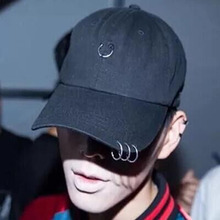 The unique design of the streets do not cap men and women hip-hop baseball cap snapback bone lovers hat big star style(China)