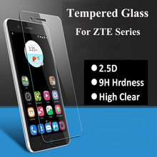 Screen Protector Tempered Glass For ZTE Blade X3 A452 X5 L3 Plus S6 L110 X 3 5 Nubia Z11 Mini Z9 Max Toughened Protective Film