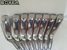 Brand New Boyea MP-H5 Iron Set Golf Forged Irons Golf Clubs 3-9P Regular and Stiff Flex Steel Shaft With Head Cover
