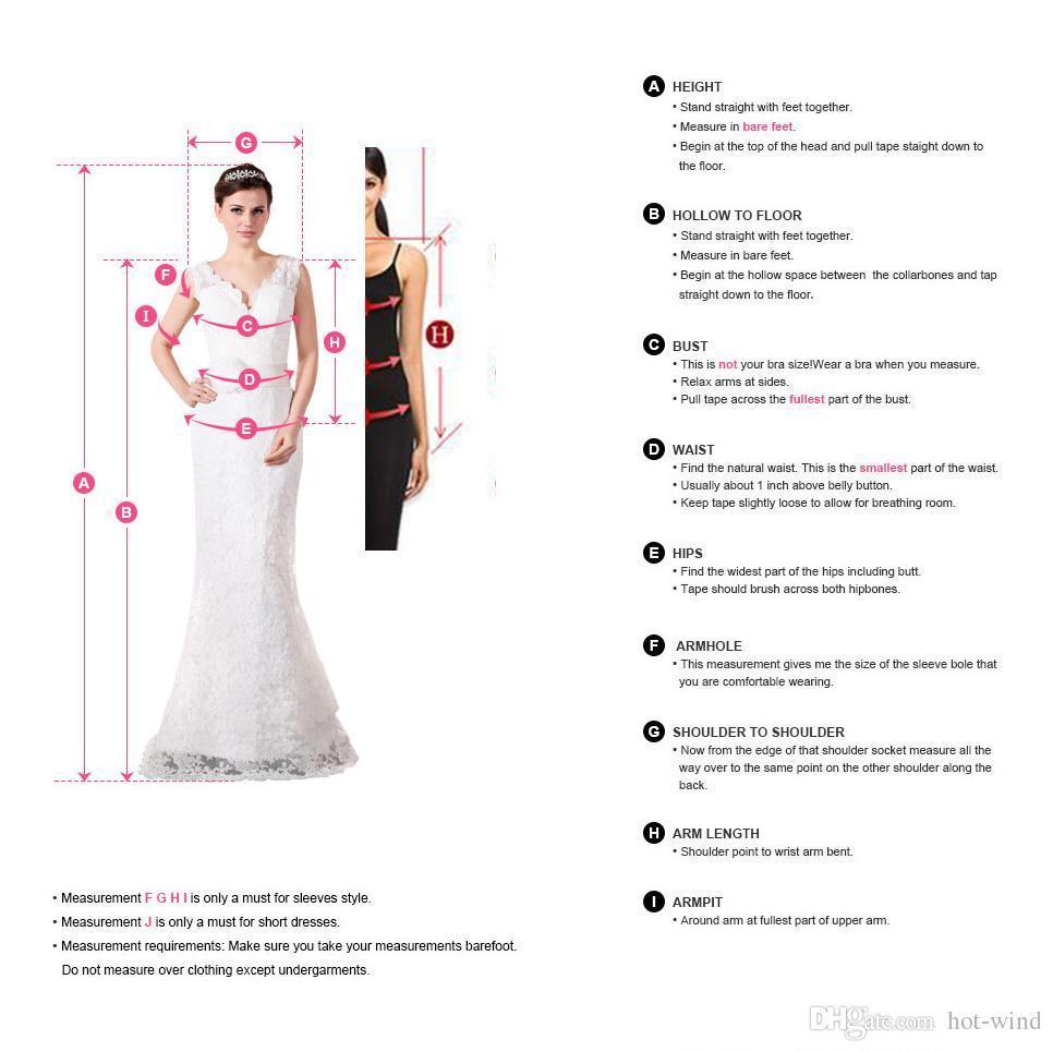 dress measurement