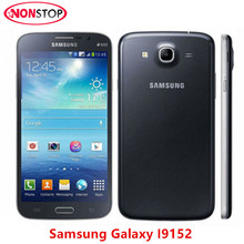 Samsung Original Unlocked Samsung Galaxy Mega 5.8 I9152 8G ROM 1.5G RAM Dual Sim mobile phone Refurbished(China)
