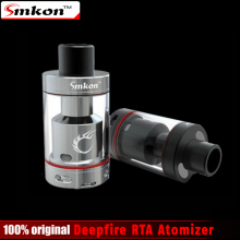 Original Smkon Deepfire 25 RTA Atomizer 4.5ml Capacity Top Filling Air Control System e-cig Atomizer rta Tank(China)