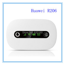 Unlocked vodafone Huawei Vodafone R206 3G mobile wifi hotspot 21.6M wireless router