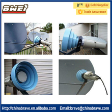 Conical Scalar Ring Use Together with C Band LNB for Ku Band 1.2m Satellite Dish Antenna