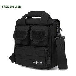 Мужская тактическая спортивная сумка с молнией