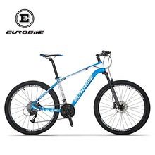 EUROBIKE EUROBIKE 27.5 Inches Carbon Fiber 27speed MOUTAIN BIKE Double Brake Mens BICYCLE(China)