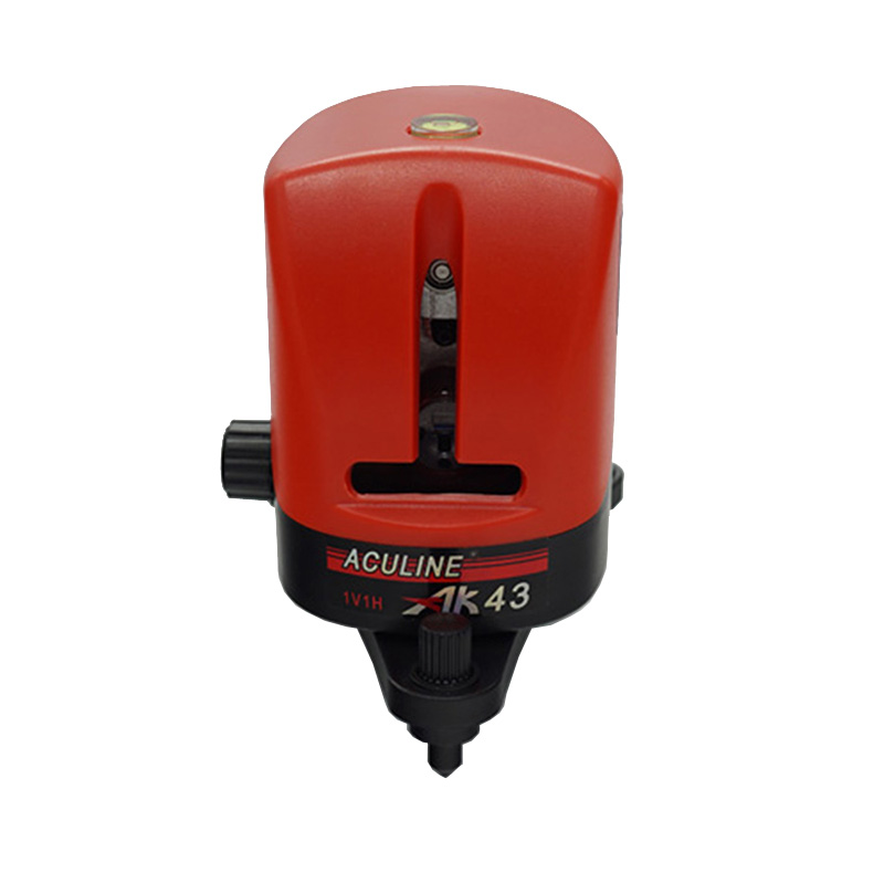 ACULINE AK43 Laser Level 2 Line Mini Portable 360 Self-leveling Cross Red Line Lazer Level Measuring Instruments Diagnostic-tool<br><br>Aliexpress