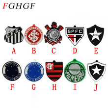 FGHGF Trend Fashion cartoon 32GB 16GB 8GB World Cup soccer team badge usb flash drive pen drive drive usb 2.0 memory stick(China)