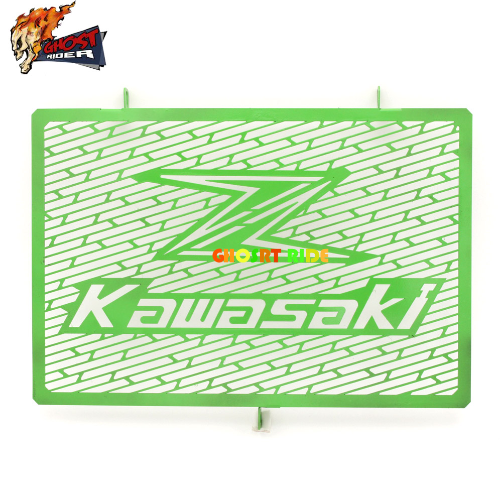 2016 New Arrival For Kawasaki Z750 Z800 ZR800 Z1000 Z1000SX Stainless Steel Motorcycle radiator grille guard protection <br>