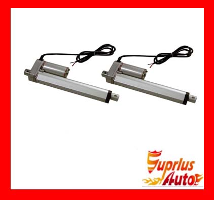12v linear actuator, 28 inch / 700mm stroke, 1000N / 100kgs / 225lbs load electric linear actuators<br>