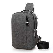 Buy 2017 New Men Canvas Chest Bag Pack Casual Crossbody Sling Messenger Bags Vintage Male Travel Shoulder Bag Bolsas Tranvel Borse for $9.10 in AliExpress store