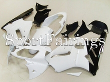 Fairings Kawasaki ZX12R ZX-12R Year 02-06 2002 2004 2005 2006 Sportbike ABS Motorcycle Fairing Kit Bodywork Cowling White Black