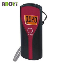 3-digit Display Backlight LCD Breath Alcohol Tester Portable Breathalyzer 6880S Alcoholimetro Car Gadget Alcool Detector Parki(China)