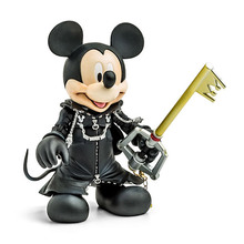 Kingdom Hearts Square Enix Play Arts King Mickey PVC Action Figure Collection Model Toy