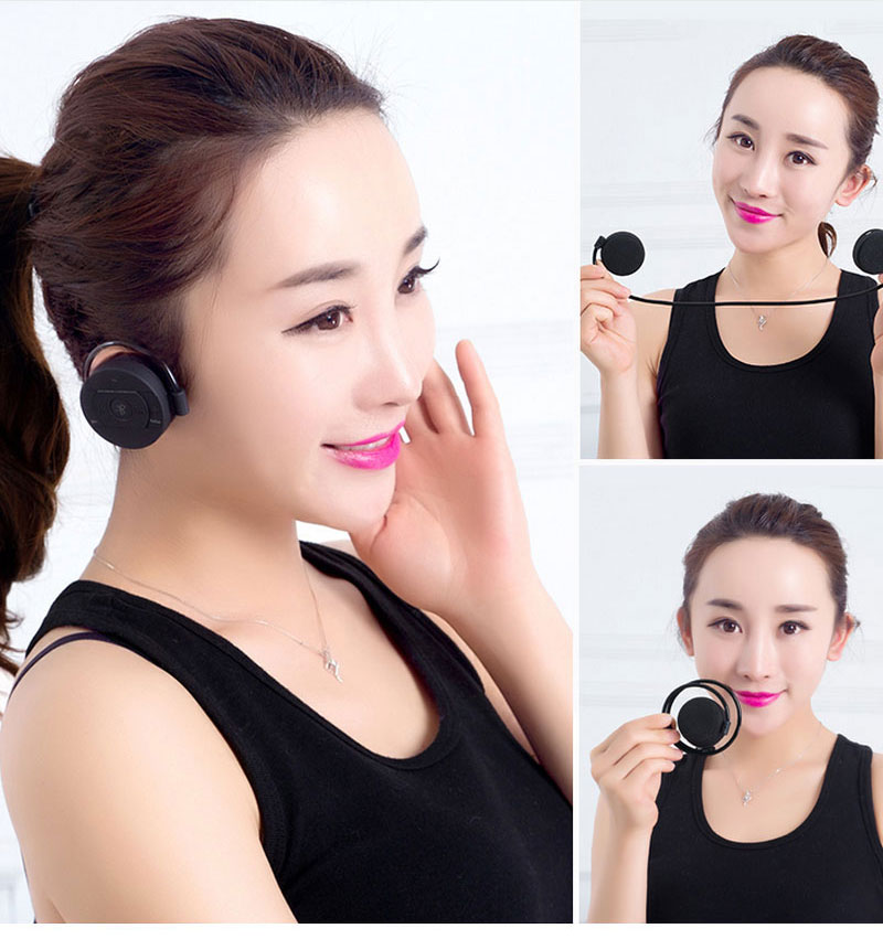 Bluetooth earphone Headphones Sport binaural Wireless Bluetooth Headset Running Stereo audifonos 17
