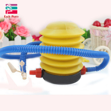 Foot Balloon Air Pump Balloons Foot Balls Inflator Hand Push Air Pump Event & Party Supplies High Quality Balloon Inflator Pump(China)