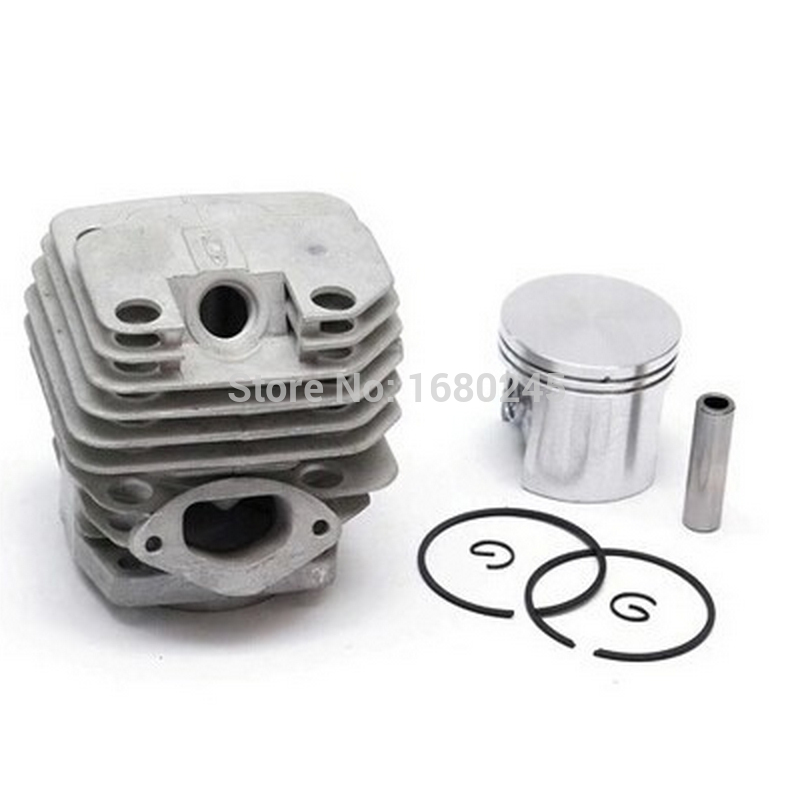 Manufacturers 5200 chainsaw cylinder assy cylinder kit 45.2mm parts for chain saw 1E45F on sale<br>