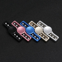 5-6 minute Metal hand spinner Aluminium alloy Fine craft High Speed Low noise Marbles fidget spinner