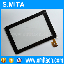 10.1'' inch tablet pc touch screen for Sanei N10 Ampe A10 touch DIGNTTY TPC0187 VER1.0 Capacity Touch Sensor black(China)