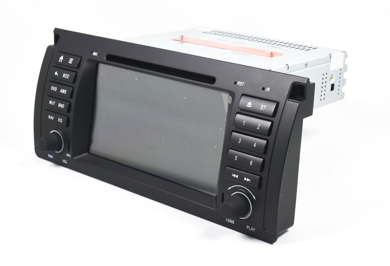 bmw e39 e53 x5 3series android 1din radio car dvd android 8.0 octacore quadcore 1.6ghz 318 326 325 320 315 320i (3)