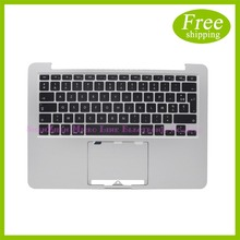 "New Top case For MacBook Pro Retina A1502 13"" Topcase with FR French keyboard 2013 2014"