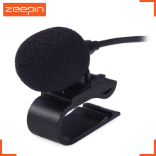 Professionals Car Audio Microphone 3.5mm Jack Plug Mic Stereo Mini Wired External Microphone  Player For Auto DVD Radio 3m Long