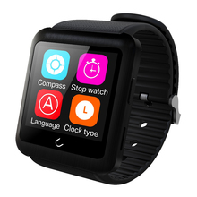 "Hot Sale U11 Original Smart Watch 1.59"" LCD Support app download Anti-Lost SIM for iPhone/Huawei/xiaomi Android Smart compass"