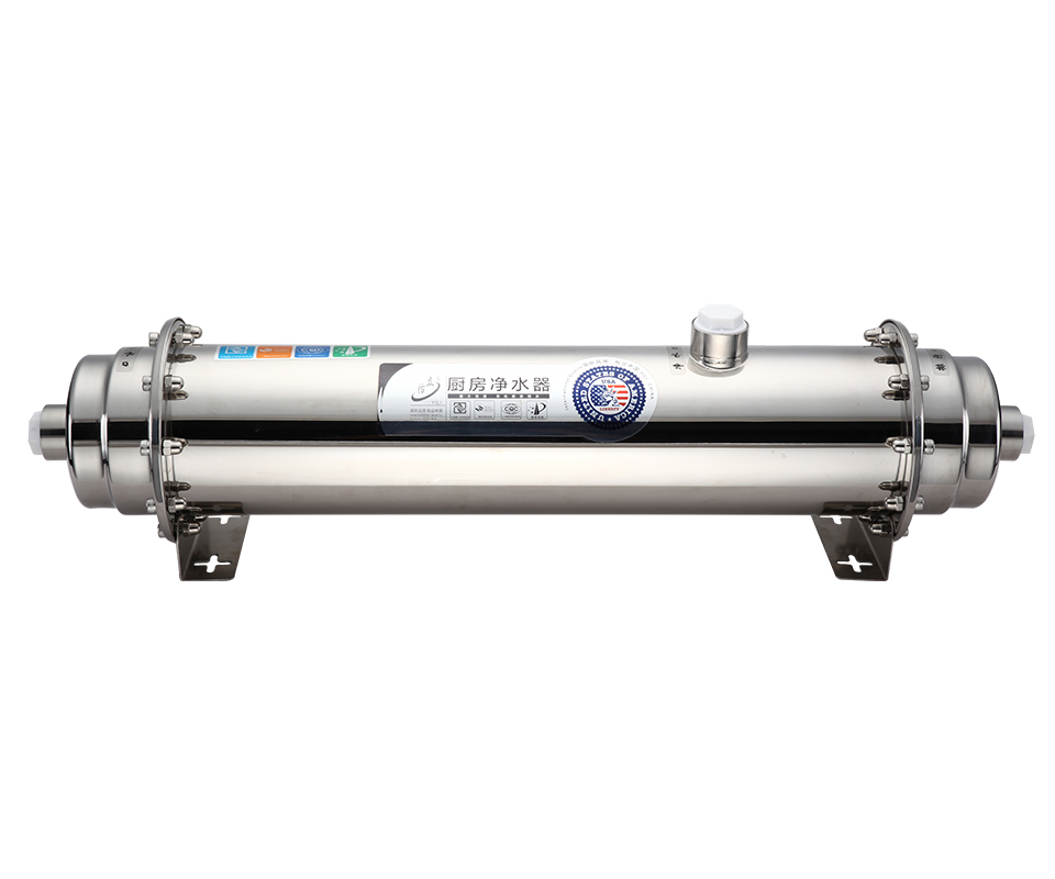 EIREE Factory price 500L/H UF Water Filter filtration precision is 0.01 micron with UF membrane and SUS304 Housing<br><br>Aliexpress