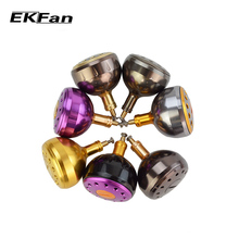 EKfan 3000-5000 Series New Design Machined Metal Fishing Reel Handle Knobs Bait Casting Spining Reels Fishing Tackle Accessory(China)