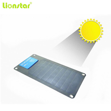 LIONSTAR USA imports of Solar panels 2600mah solar power bank solar charger powerbank for all mobile phone for pad Fast(China)