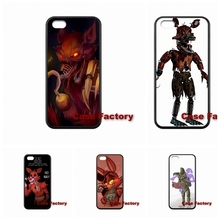 For HTC One X S M7 M8 mini M9 Plus Desire 820 Moto X1 X2 G1 G2 Razr D1 D3 Samsung Cute Foxy Five nights at freddy Cases Cover