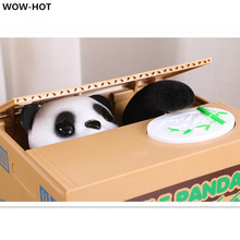 Kawaii Cartoon Panda Mouse Dog Useless Box Creative Adult Gifts And Practical Jokes Funny Toys For Friends and Children