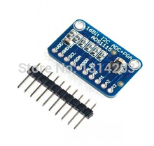 5PCS/LOT CJMCU-ADS1115 ultra small 16 bit precision analog to digital converter ADC development board module