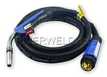 "MB 24 KD MIG/MAG welding torch ""MB"" air cooled torch 250AMP 5M 16.4 feet(China)"
