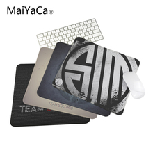 Hot Selling Exclusive Design QCK Mouse Pad LOL Gaming Team Team Solo Mid Mouse Mat TSM E-Sport Game Mousepad(China)