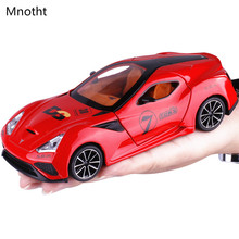 Collection 1:32 Alloy Car Italy Sports Car Cool Children's Toy Car Model Car Racing Model Boy Gift L30(China)