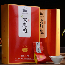 Wu Yi Shan Famous Chinese 250g Black Tea Dahongpao Tea Health Care Dry Tea Protect Teeth Tasty Good Drinking Family Loved