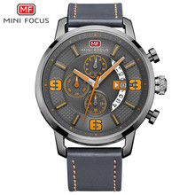 mini foucs 2016 time new  top brand luxury men's Wrist watches the best clock Sports Army Military waterproof Quartz watch  gift