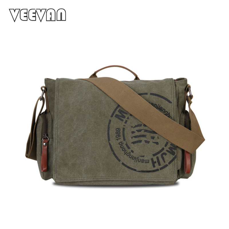 2017 Mens Messenger Bags Shoulder Bags Vintage Canvas Bussiness Briefcase Men Handbags Fashion Travel Postman Crossbody Bags <br><br>Aliexpress