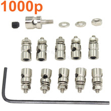 Buy Wholesale 1000pcs Pushrod Connectors Linkage Stoppers D2.1 D1.8 D1.3mm Hex wrench RC Airplane Parts Remote Control Plane Parts for $87.36 in AliExpress store