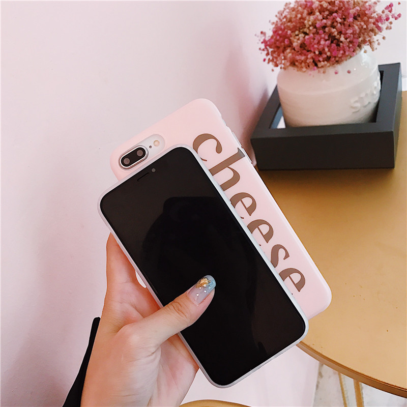 cheese iphone 7 case