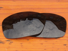 Polycarbonate-Black Replacement Lenses For Hijinx Sunglasses Frame 100% UVA & UVB Protection