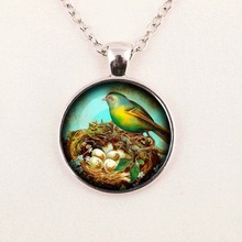 Sadly spring flowers Sen Department of Creative DIY necklace pendant necklace men and women fashion(China)