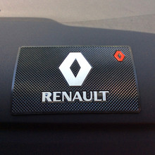Excellent car styling mat accessories case for Renault koleos Twingo Scenic Megane Fluenec Latitude Clio 1/2/3