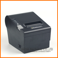 250mm/s High Speed 80MM LAN Thermal Printer Ethernet Port Auto Cutter Epson compatible LOGO Printing