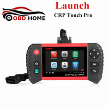 New Design Launch CRP Touch Pro Touch System Diagnostic Scanner DPF SAS Oil Service Reset Udpate Online Fast Shipping(China)